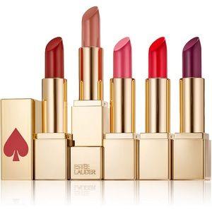 Estée Lauder Limited Edition 5pc Lipstick Gift Set